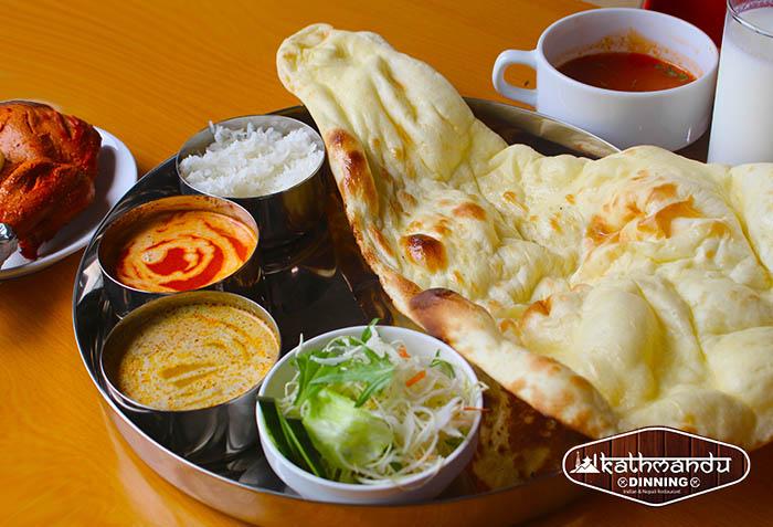 神戸ネパール料理は本格カトマンズダイニングへ!
